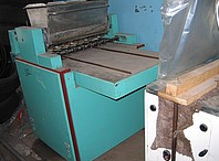 Машина для формования тестовых заготовок А2 ШФЗ