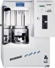 Automatic machine for pouring of Brunimat Mini