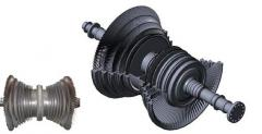 Steam turbines - adjustment, repair, installation,