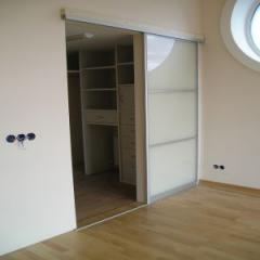 Гардеробные комнаты Киев, производство