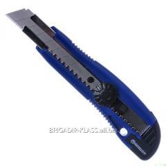Нож универсальный 18мм с винтовым фиксатором Стандарт ,Модель  CKK0118