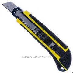 Нож универсальный с автоматической сменой лезвий, 3 лезвия Стандарт ,Модель  CKA0318