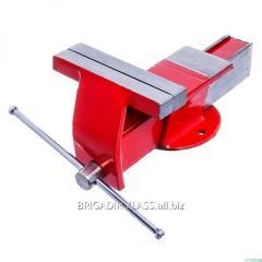 Тиски слесарные стальные 4 Стандарт ,Модель  TSS4
