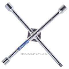 Ключ баллонный крестовой усиленный 17x19x21x1/2 Стандарт ,Модель  KBK2