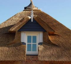 Крыша камышовая, натуральная