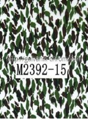 Пленка для аквапечати, камуфляж (M2392-15)