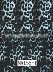 Пленка для аквапечати, леопард (МА156-1)