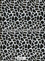 Пленка для аквапечати, леопард (МА58-1)