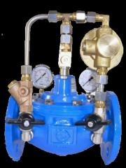 Клапана автоматические регулирующие M2000 и Р2000,