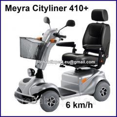 Электрический скутер для инвалидов и пожилых людей Meyra Cityliner 410+ Electric Scooter 6 Km/H