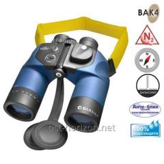 Бинокль Barska Deep Sea 7X50 WP Digital Compass (USA)