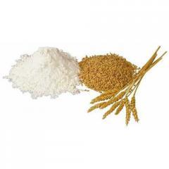Пшеничный крахмал для  реставрационного клея...