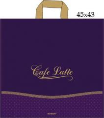 Package of the handle of the VIOLET CAFE
