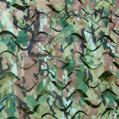 Grid camouflage S&S Hanter Pro network to