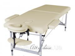 Массажный стол складной ArtOfChoise Dio - фиолетовый
