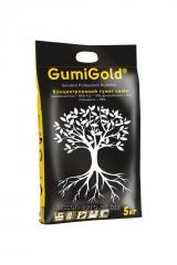 Удобрения гуминовыеGumiGold® 5кг; Гумат калия; Стимулятор роста; Водорастворимое удобрение.