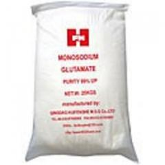 Monosodium salt of glutamic acid