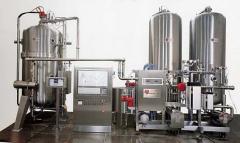 СIP-установка для пивоварен