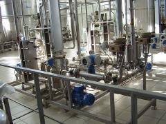 Установка для контроля температуры водки