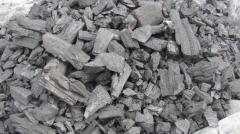 Древесный уголь фасованный