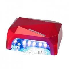 УФ LED лампа для гель-лаков и геля, многогранник