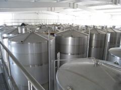 Емкость для производства пива