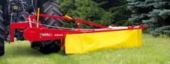 Mower rotor MEWA