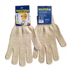 MasterOK gloves W10-20 points, knitted without PVC
