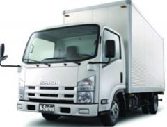 Truck Isuzu NMR 85 manufactured lorries, vans