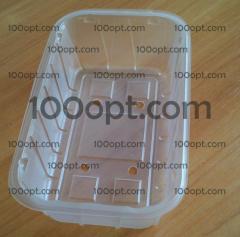 Пластиковые лотки для клубники