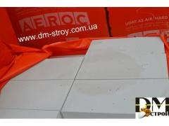 Gas-concrete blocks Aerok