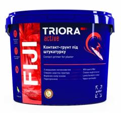 Contact-ground plaster FIJI TM TRIORA active 10 l