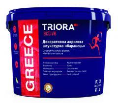ديكور الجص الاكريليك الضأن اليونان TM تريورا نشطة art.3516 من 20kg