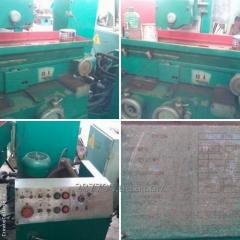 3Е711В The Ploskoshlifovalny machine with