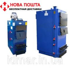 Котел длительного горения Идмар GK-1 (10-120 кВт) на твердом топливе