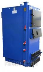 Котел длительного горения Идмар GK-1 (90 кВт) на твердом топливе