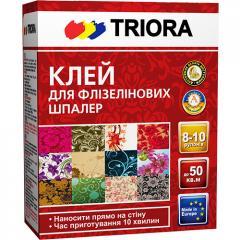 Клей TRIORA для флизелиновых обоев 0,25 кг арт.2368