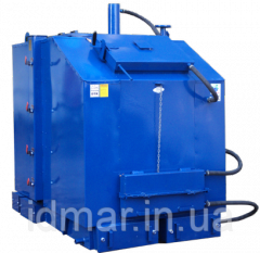Industrial solid fuel boiler Idmar KW-GSN (500 kW) for solid fuels
