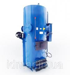 Steam generators on fuel