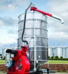 Мобильная зерносушилка FP XL-420