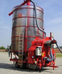 Мобильная зерносушилка FP Basic-140