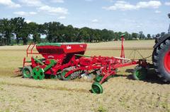 Seeder grain AMBER