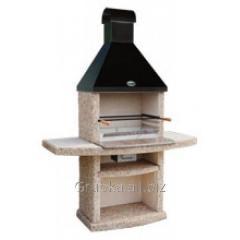 Garden fireplace - Elmas barbecue Comfor