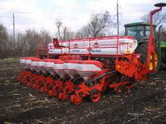 Seeder of exact seeding of PDM PG Maxima