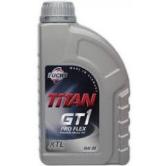 Масло Моторное Fuchs Titan GT1 Pro Flex 5W-30 1л