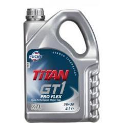 Масло Моторное Fuchs Titan GT1 Pro Flex 5W-30 4л