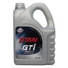 Масло Моторное Fuchs Titan GT1 Pro Flex 5W-30 5л