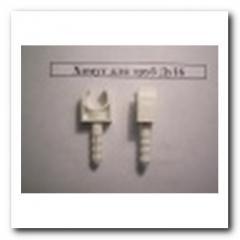 Хомут для металлопластиковой трубы Ду16