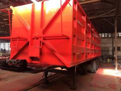 "Semi-trailers ""Grain"" 50 m3. Gib"