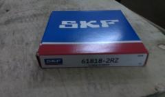Подшипник 61818-2RZ, 1000818, SKF